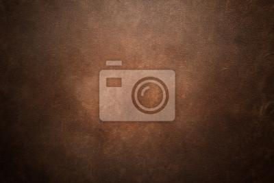 Image Vieux fond brun en cuir