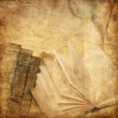 Image vieux livres