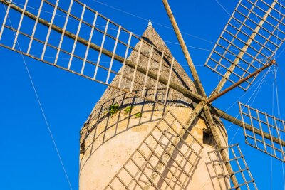 Image Vieux moulin à vent