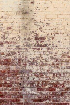 Image Vieux mur de brique dans un fond