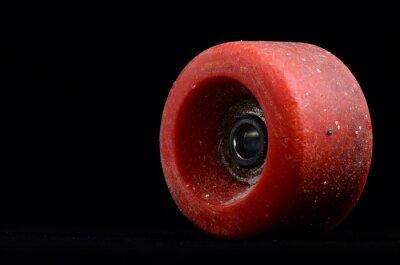Image Vieux, vendange, consommé, patin, roue