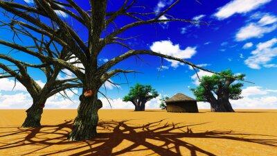 Image Village africain