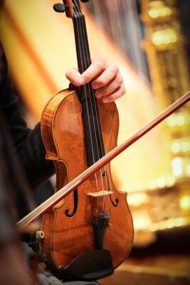 Image Violon instrument à vent musique classique symphonique corde