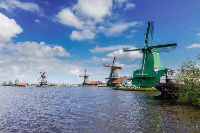 Image Vue de Zaanse Schans