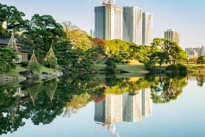 Image Vue, tokyo, cityscape, Parc