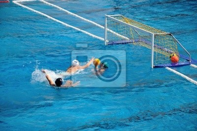 Image Water Polo action