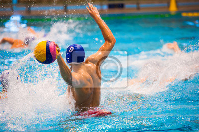 Image Water polo players