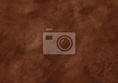 Image Worn brown marble or cracked concrete background (as an abstract brown vintage background)