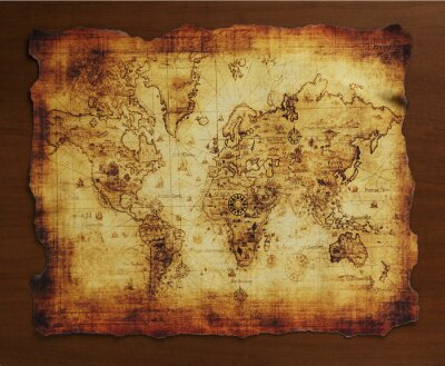 Image 宝 の 地 図 / 古 い 地 図