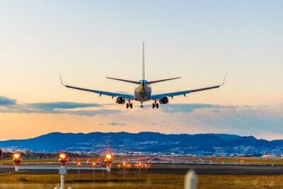 Image 飛行 場 の 着陸