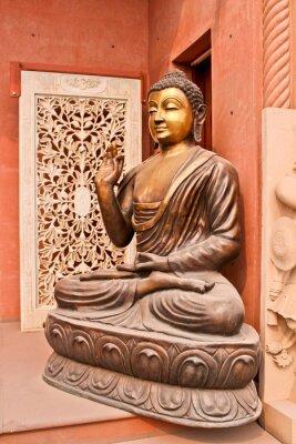 Image Статуя Будды, Агра