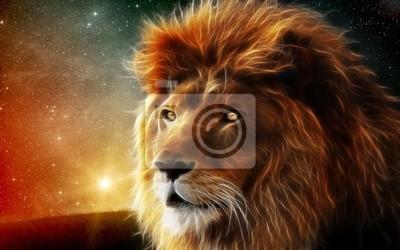 Image Загадочный лев