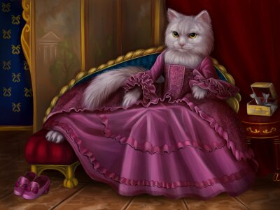 Image Кошка графиня