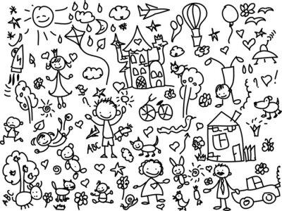 Image Детские рисунки