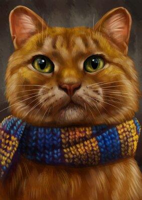 Image Рыжий кот