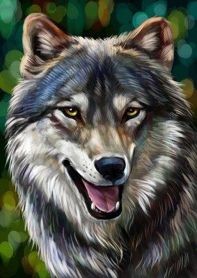 Image Волк