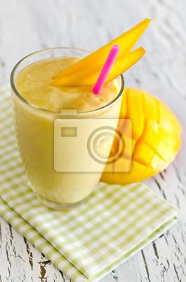 Yaourt sain mangue Smoothie
