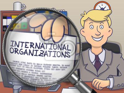 international organizations essay