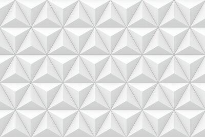 Papiers peints 3D, géométrique, triangulaire, texture