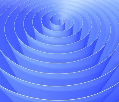 Papiers peints 3D, spirale, numérique, résumé, fond, modèle