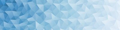 Papiers peints Abstract Delaunay Voronoi trianglify color diagram background illustration
