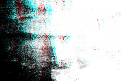Papiers peints Abstract photocopy texture background, Color double exposure, Glitch