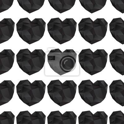 Abstract seamless pattern géométrique