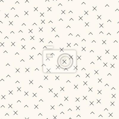 Papiers peints Abstrait géométrique avec des chevrones chaotiques