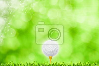 abstrait Golf Sport milieux de l'art
