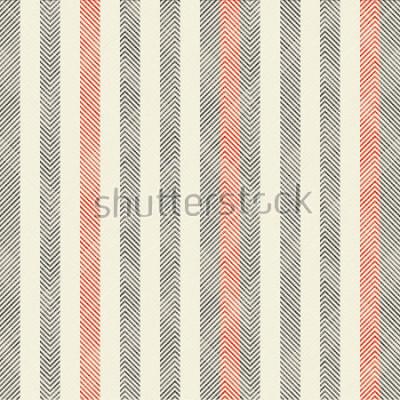Papiers peints Abstrait motif géométrique sans soudure rayé sur fond de texture de couleurs rétro. Le motif sans fin est utilisé pour les carreaux de céramique, le linoléum, le textile peint, le textile, le fon