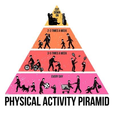 Papiers peints Activité physique Infographies