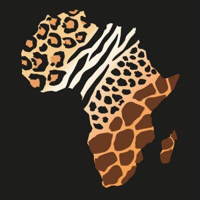 Papiers peints Afrique_animaux sauvages