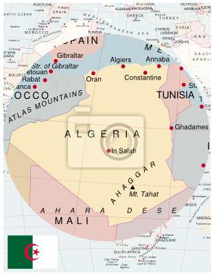 Algerie Carte Du Monde.Papiers Peints Algerie Carte Du Monde Afrique Du Succes De Lentreprise Arriere Plan
