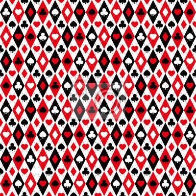 Papiers Peints Alice Au Pays Des Merveilles Contexte Atout Rouge Noir Modele