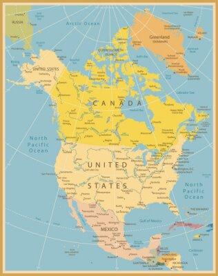 Papiers peints Amérique du Nord