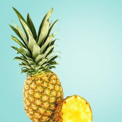 Papiers peints Ananas.