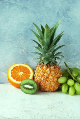 Papiers peints ananas