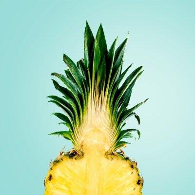 Papiers peints Ananas, fruits, isolé.