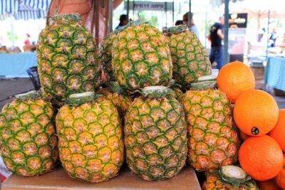 Ananas frutto tropicale