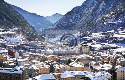 Papiers peints Andorre