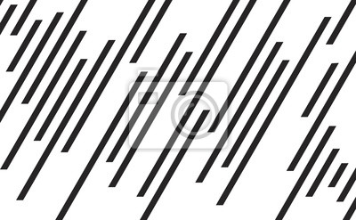 Papiers peints Angle speed lines pattern background