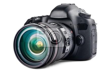 Appareil photo numérique close-up