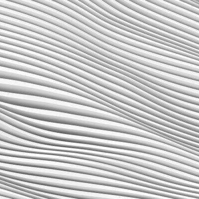 Papiers peints Architecture vague de fond