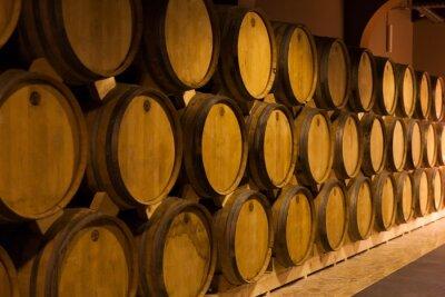 Papiers peints Arménie, barils de cognac