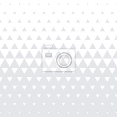 Arrière-plan de modèle Triangle géométrique. Gradient minimal abstrait sans soudure de vecteur avec simple triangle swatch effet graphique texturé tendance décor carrelage