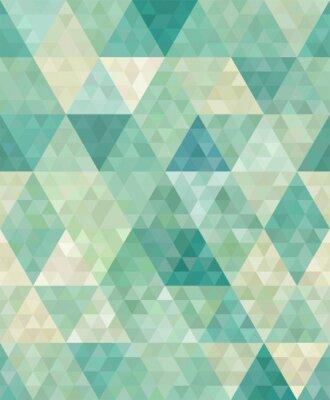 Arrière-plan transparent avec ornement géométrique abstrait