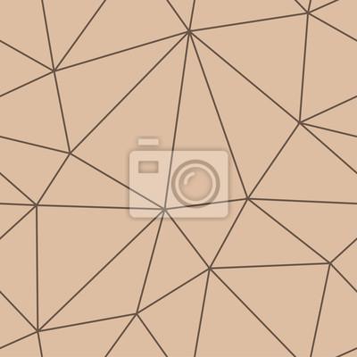 Arriere Plan Transparent Polygonale Motif Beige Marron Geometrique