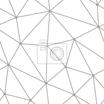 Papiers Peints Arriere Plan Transparent Polygonale Motif Geometrique Gris Pour