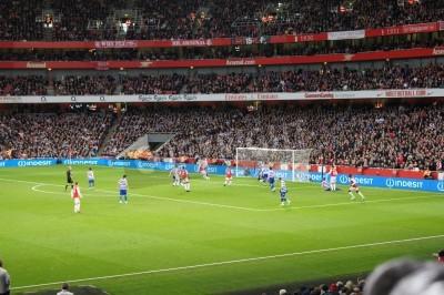 Papiers peints Arsenal gagner 1-0 contre les Rangers Reine Parc