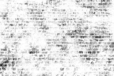 Papiers peints Art noir et blanc de peinture de mur, image d'arrière - plan inspirée.